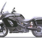 Electric Escort Motorcycles for Putin 3