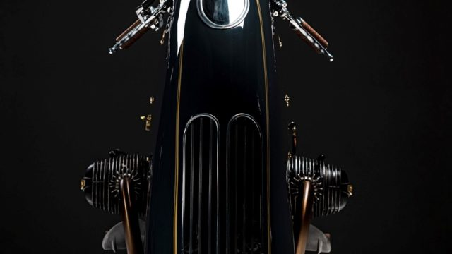 BMW R100 Good Ghost Gets a Steampunk Look 13