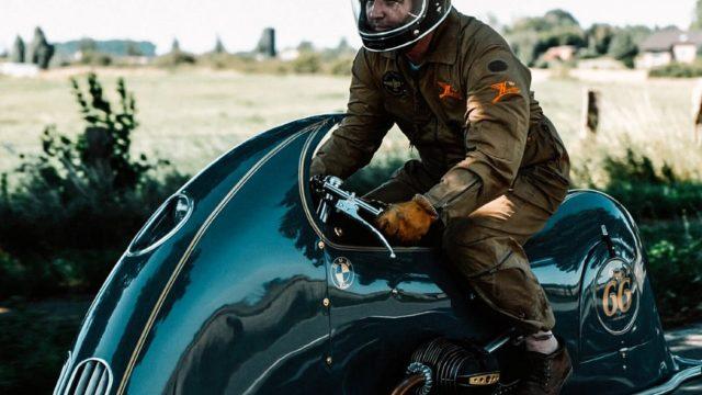 BMW R100 Good Ghost Gets a Steampunk Look 22