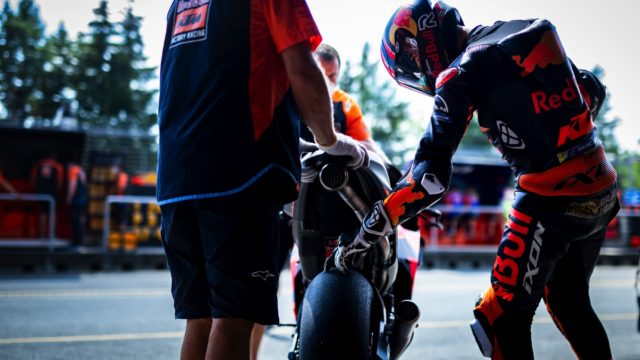 KTM In MotoGP - A Possible Success Story 113