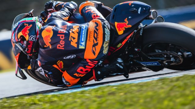 KTM In MotoGP - A Possible Success Story 116