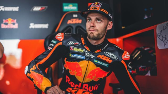 KTM In MotoGP - A Possible Success Story 115