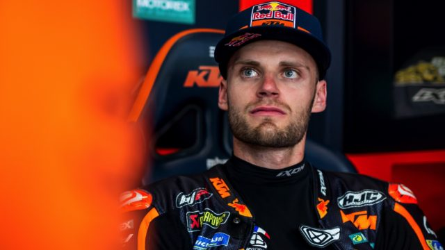 KTM In MotoGP - A Possible Success Story 111