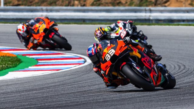 KTM In MotoGP - A Possible Success Story 98