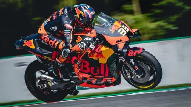 KTM In MotoGP - A Possible Success Story 1