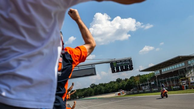 KTM In MotoGP - A Possible Success Story 100