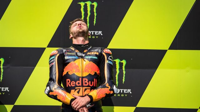 KTM In MotoGP - A Possible Success Story 103