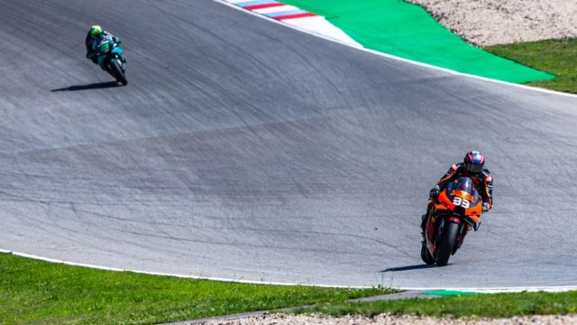 KTM In MotoGP - A Possible Success Story 99