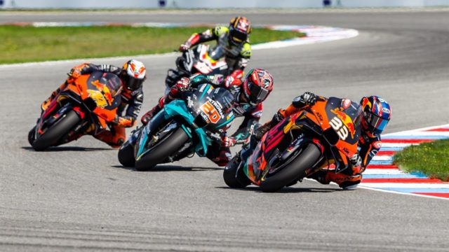 KTM In MotoGP - A Possible Success Story 96