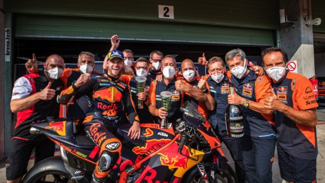 KTM In MotoGP - A Possible Success Story 101