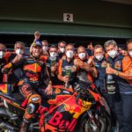 KTM In MotoGP - A Possible Success Story 85