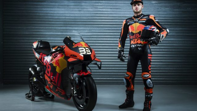 KTM In MotoGP - A Possible Success Story 109
