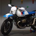 Custom BMW RnineT Urban G/S - The Dakar Rally Version 3