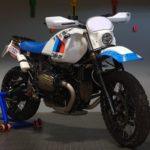Custom BMW RnineT Urban G/S - The Dakar Rally Version 4