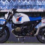 Custom BMW RnineT Urban G/S - The Dakar Rally Version 6