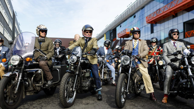 2020 Distinguished Gentleman's Ride Event Will Take Place Solo Ride 1