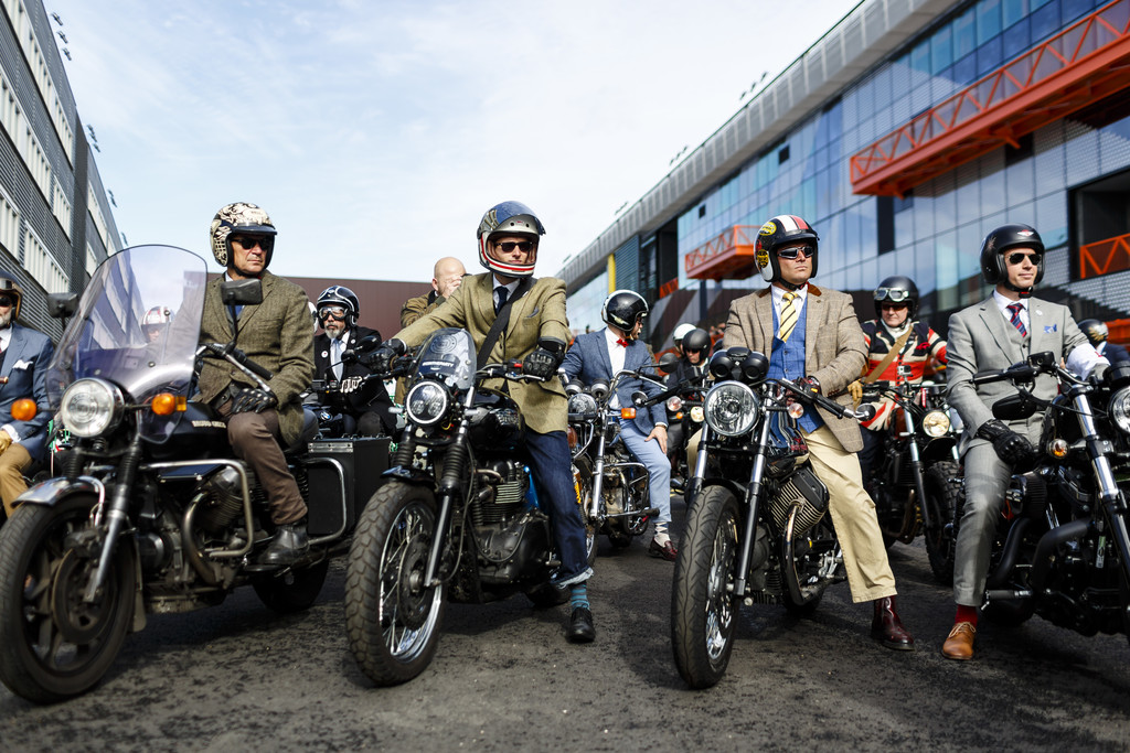 2020 Distinguished Gentleman's Ride Event Will Take Place Solo Ride