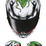 Put a big smile on your face, pick the Joker helmet 3