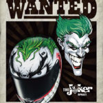 Put a big smile on your face, pick the Joker helmet 6