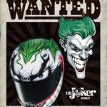 Put a big smile on your face, pick the Joker helmet 6