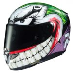 Put a big smile on your face, pick the Joker helmet 7