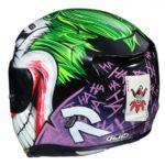 Put a big smile on your face, pick the Joker helmet 8