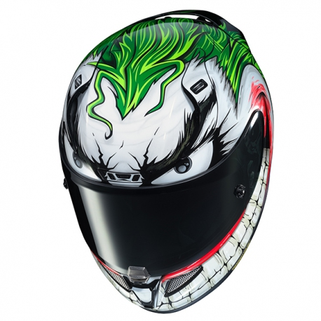 Put a big smile on your face, pick the Joker helmet 13