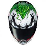 Put a big smile on your face, pick the Joker helmet 10