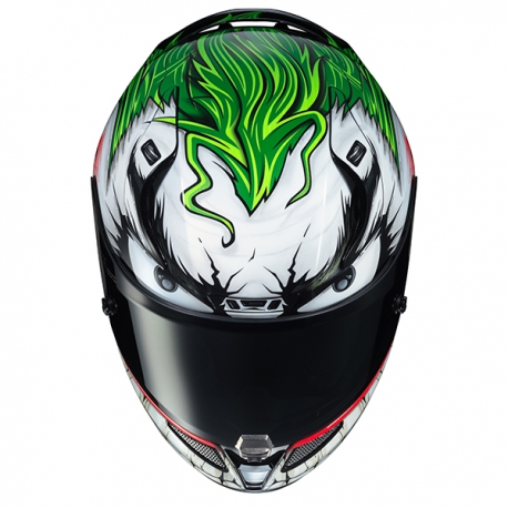 Put a big smile on your face, pick the Joker helmet 12