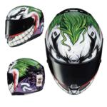 Put a big smile on your face, pick the Joker helmet 11