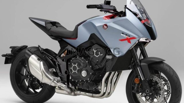 Rumour: 2021 Honda CB1000X & CBR1000R Design Renderings 5
