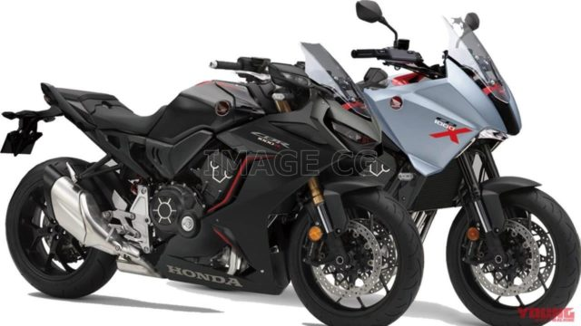 Rumour: 2021 Honda CB1000X & CBR1000R Design Renderings 1