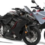Rumour: 2021 Honda CB1000X & CBR1000R Design Renderings 2
