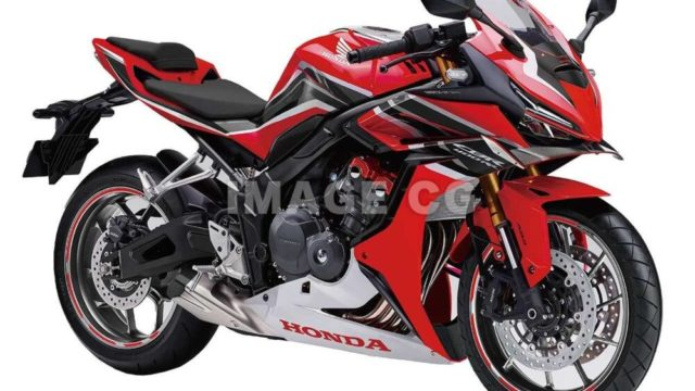 Rumour: New Honda CBR400RR Could Be In Development 10