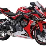Rumour: New Honda CBR400RR Could Be In Development 2