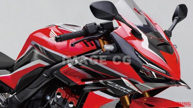 Rumour: New Honda CBR400RR Could Be In Development 6