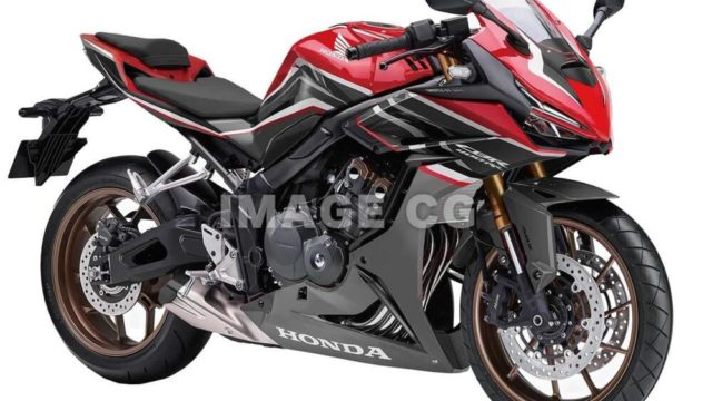 Rumour: New Honda CBR400RR Could Be In Development 7