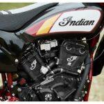 Indian FTR750 Converted Into a Hillclimb Bike 8
