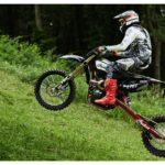 Indian FTR750 Converted Into a Hillclimb Bike 14