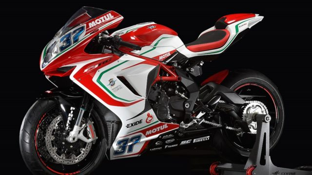 Akrapovic Will Develop Exhaust Systems for MV Agusta 43