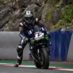 """Rossi & Vinales Escape High-Speed MotoGP Crash - """"Yes, it was… very, very scary"""" 5"""
