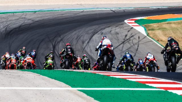 Portimao Scheduled as Last Race of the 2020 MotoGP Season 1