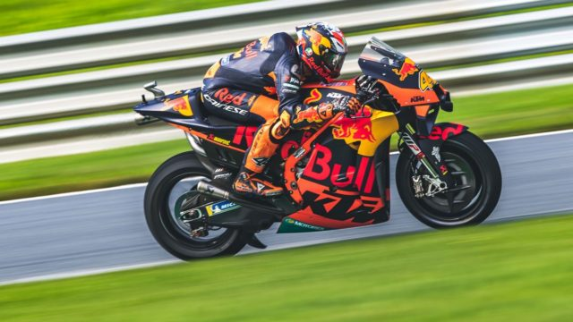 KTM In MotoGP - A Possible Success Story 107