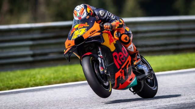 KTM In MotoGP - A Possible Success Story 104