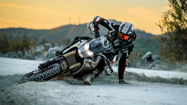 VIDEO: Yamaha Tenere 700 Taken On the Edge by Enduro Rider 12