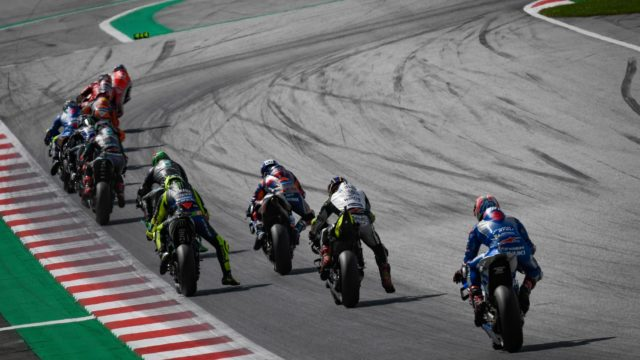 """Rossi & Vinales Escape High-Speed MotoGP Crash - """"Yes, it was… very, very scary"""" 16"""