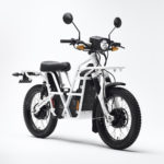 Electric Motorcycles Will Be Used in the Military Force 2