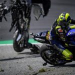"""Rossi & Vinales Escape High-Speed MotoGP Crash - """"Yes, it was… very, very scary"""" 3"""