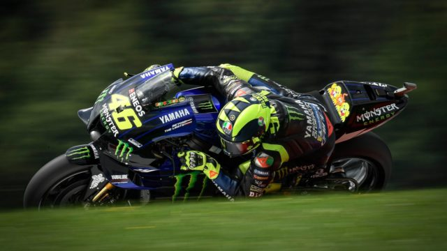 "Rossi & Vinales Escape High-Speed MotoGP Crash - ""Yes, it was… very, very scary"" 3"
