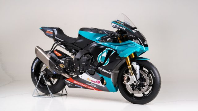 Yamaha R1 MotoGP Replica Unveiled 1